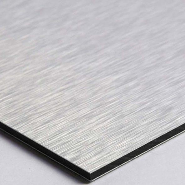 Aluminium brossé diaphart